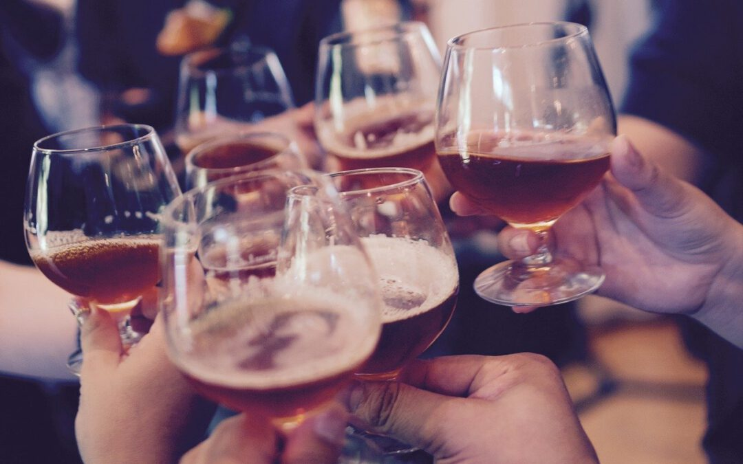 Zo organiseer je een digitale vrijdag middag borrel